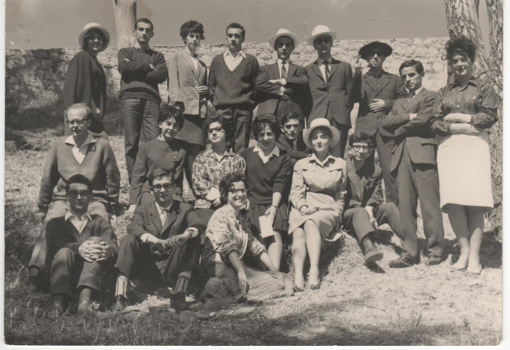 II-Liceo-classico-Ozieri-1960-61-Caterina-Merlini