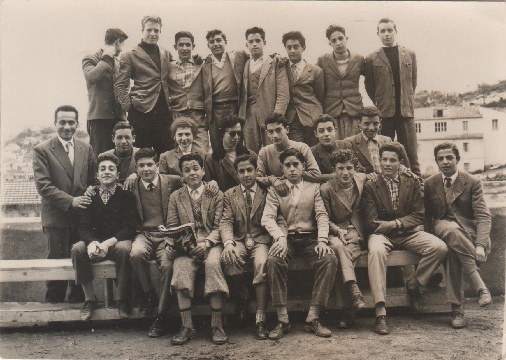 IV-Ginnasio-1957-Nino-Nuvoli-ecc.