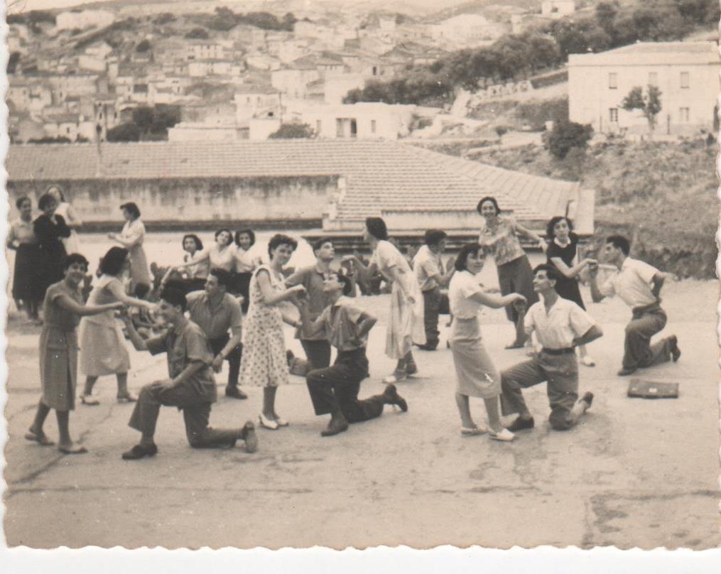 Liceo-Classico-Ozieri-1951-Prove-ballo